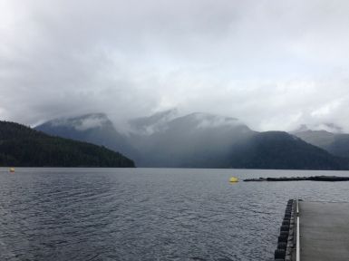 Towards Knight Inlet