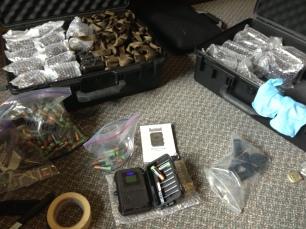 Camera trap kit